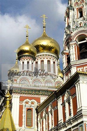 Bulgaria, Shipka, memorial church of the nativity
