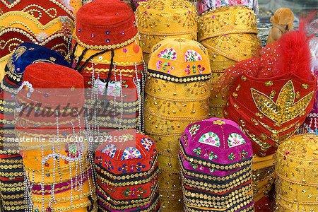 China, Xinjiang, Urumqi, orientalist souvenirs