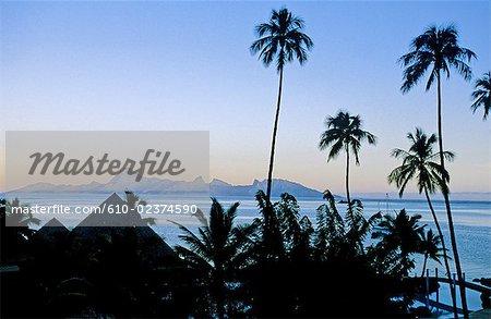 French Polynesia, Tahiti island.