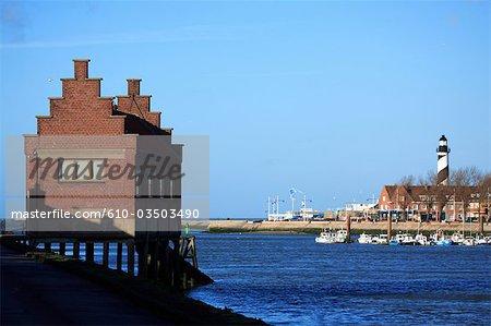 France, Pas-de-Calais, Grand Fort Philippe.