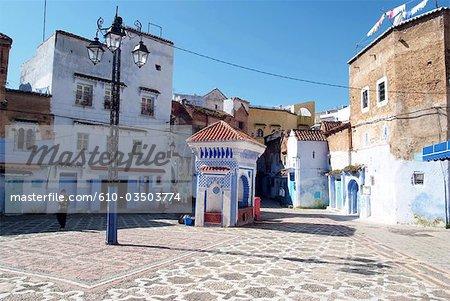 Morocco, Chefchaouen, medina
