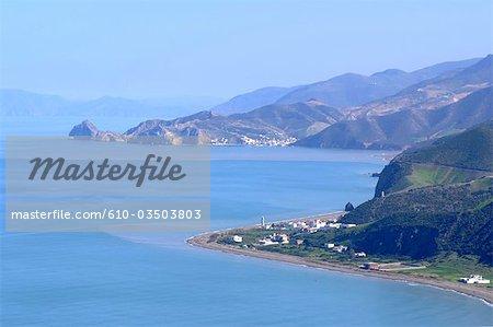 Morocco, coast between Targha and El Jahba