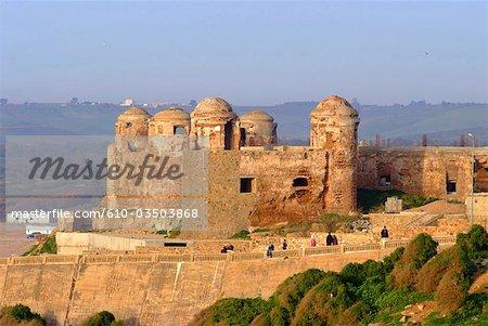 Morocco, Larache, portuguese small fort