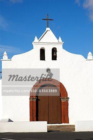 Spain, Canary islands, Lanzarote, Tiagua