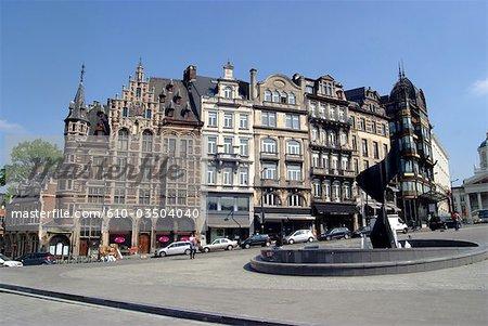 Belgium, Brussels, musical instrument museum