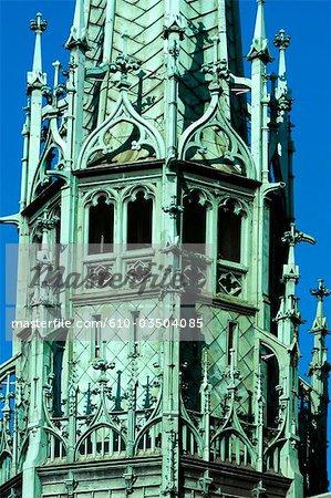 Switzerland, Geneva, St. Pierre Cathedral
