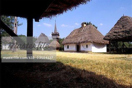 Hungary, Szentendre, ethnological museum
