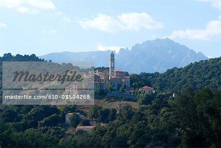 France, Corsica, Soveria