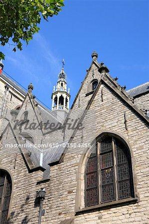 The Netherlands, South Holland, Gouda, Sint-Janskerk cathedral