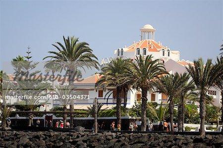 Spain, Canary islands, Tenerife, playa de las Americas