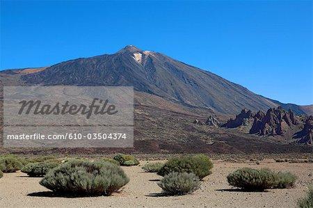 Spain, Canary islands, Tenerife, Teide national park