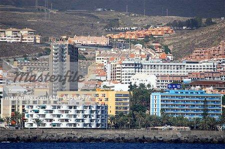 Spain, Canary islands, Tenerife, Los Christianos