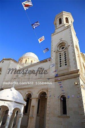 Cyprus, Limassol, Agia Napa cathedral