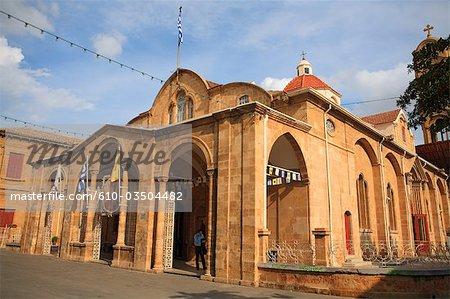 Cyprus, Nicosia, Panayia Faneromeni church