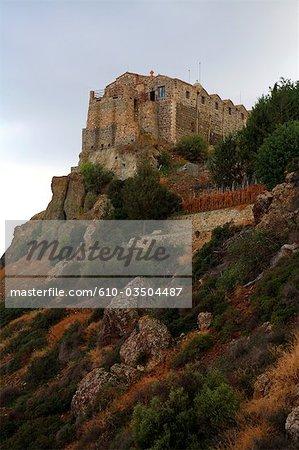 Cyprus, Larnaca, Stavrovouni monastery