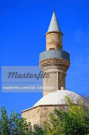 Cyprus, Paphos, Buyuk Cami mosque