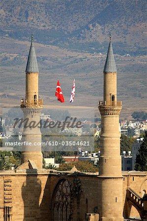 Cyprus, Nicosia, the mosque of Selim