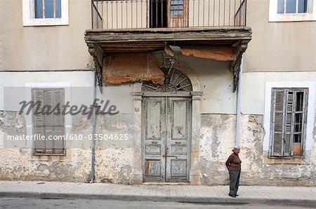 Cyprus, Nicosia, old building