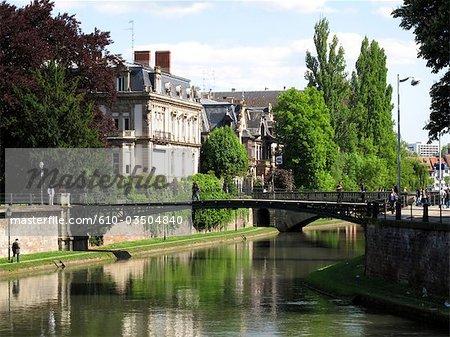 France, Alsace, Strasbourg, the Little France