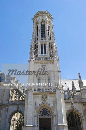 France, Paris, church of saint germain l'auxerrois