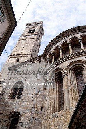 Italy, Lombardy, Bergamo, Cappella Coleoni