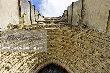 France, Poitou Charentes, Saintes, Saint Pierre cathedral