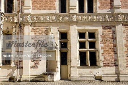 France, Burgundy, Sens, archbishopric's palace