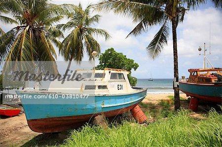 Barbados, Six Men's bay
