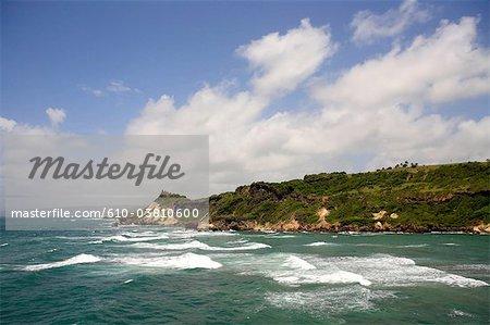 Barbados, Cove Bay and Pico Tenerife