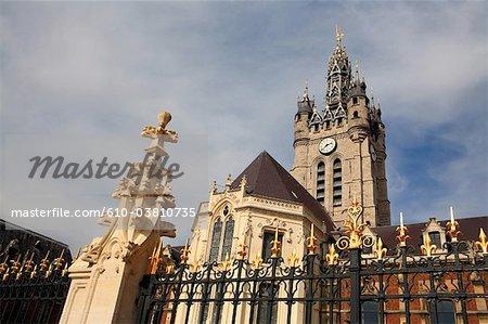 France, Pas de Calais, Douai, Belfry