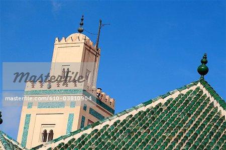 Morocco, Marrakech, ben Youssef mosque