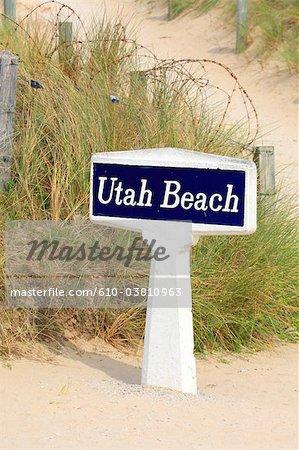 France, Normandy, Utah Beach