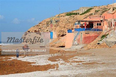 Morocco, village of Tifnit