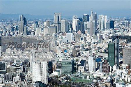 Japan, Tokyo, Shinjuku