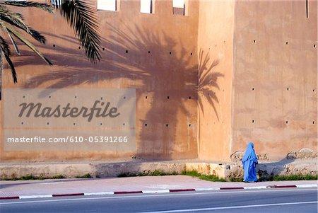 Morocco, Taroudant, ramparts
