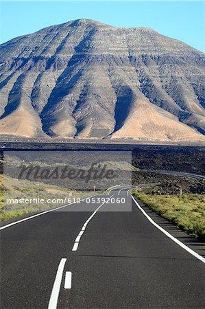 Spain, Canary islands, Lanzarote, National park of Timanfaya