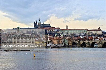 Czech Republic, Prague, Saint Vitus cathedral
