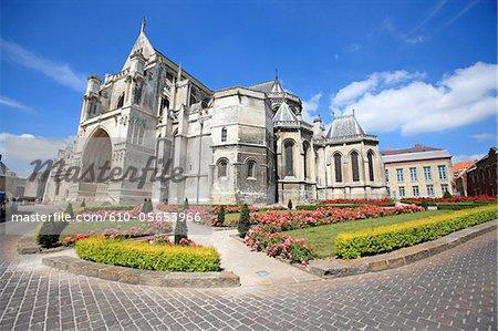 France, Pas-de-Calais, Saint Omer cathedral
