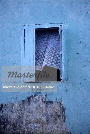 Mayotte, window