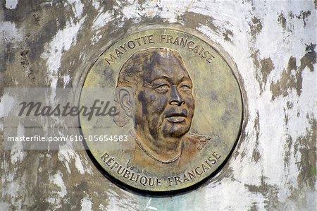 Mayotte, sculpture