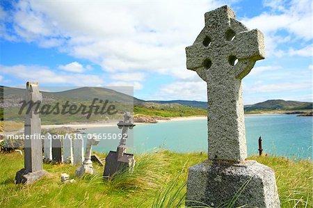 Ireland, Ring of Kerry, Derrynane Bay