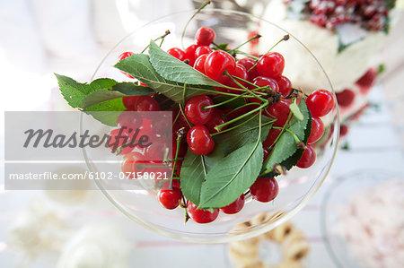 Close-up of cherries