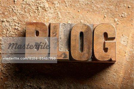 Metal type spelling blog