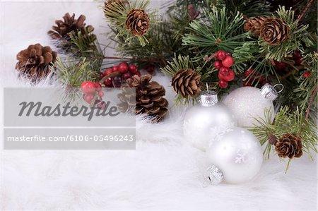 Holiday Pine Arrangement