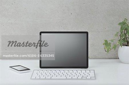 Digital tablet for work