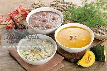 Korean food, Various type of juk