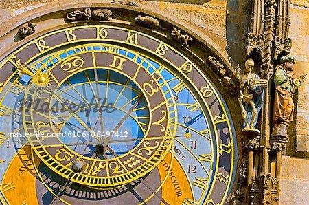 Czech Republic, Prague, Astronomical Clock