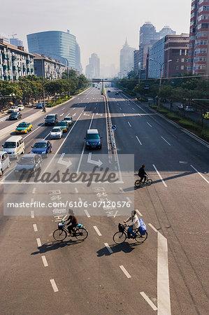 Chaoyangmenwai Dajie (street)