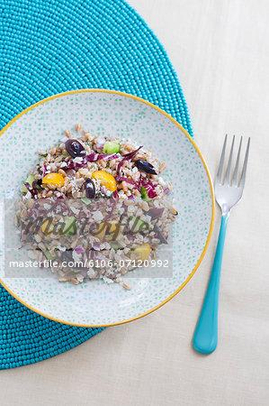 Quinoa and Buckwheat Salad