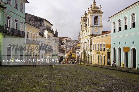 Largo (square) do Pelourinho